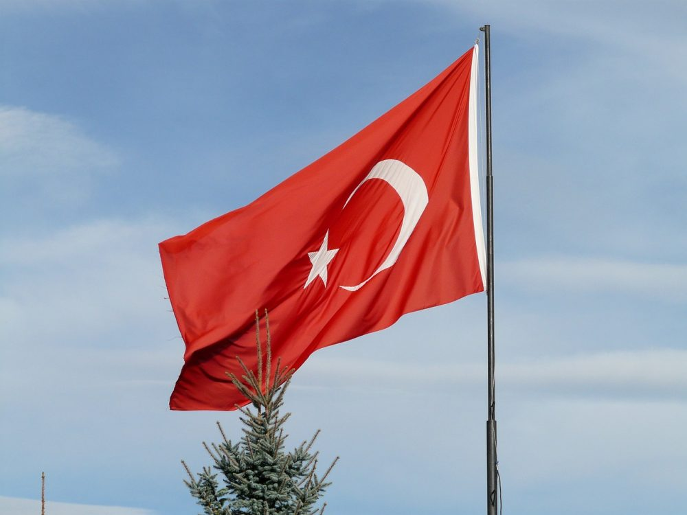 Turkey Turkish Flag Flag Turkish  - Hans / Pixabay